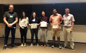AEM Conference prize winners