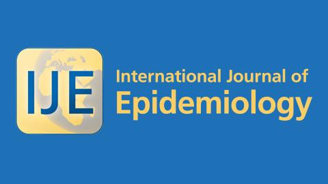 International Journal Of Epidemiology Oxford Academic