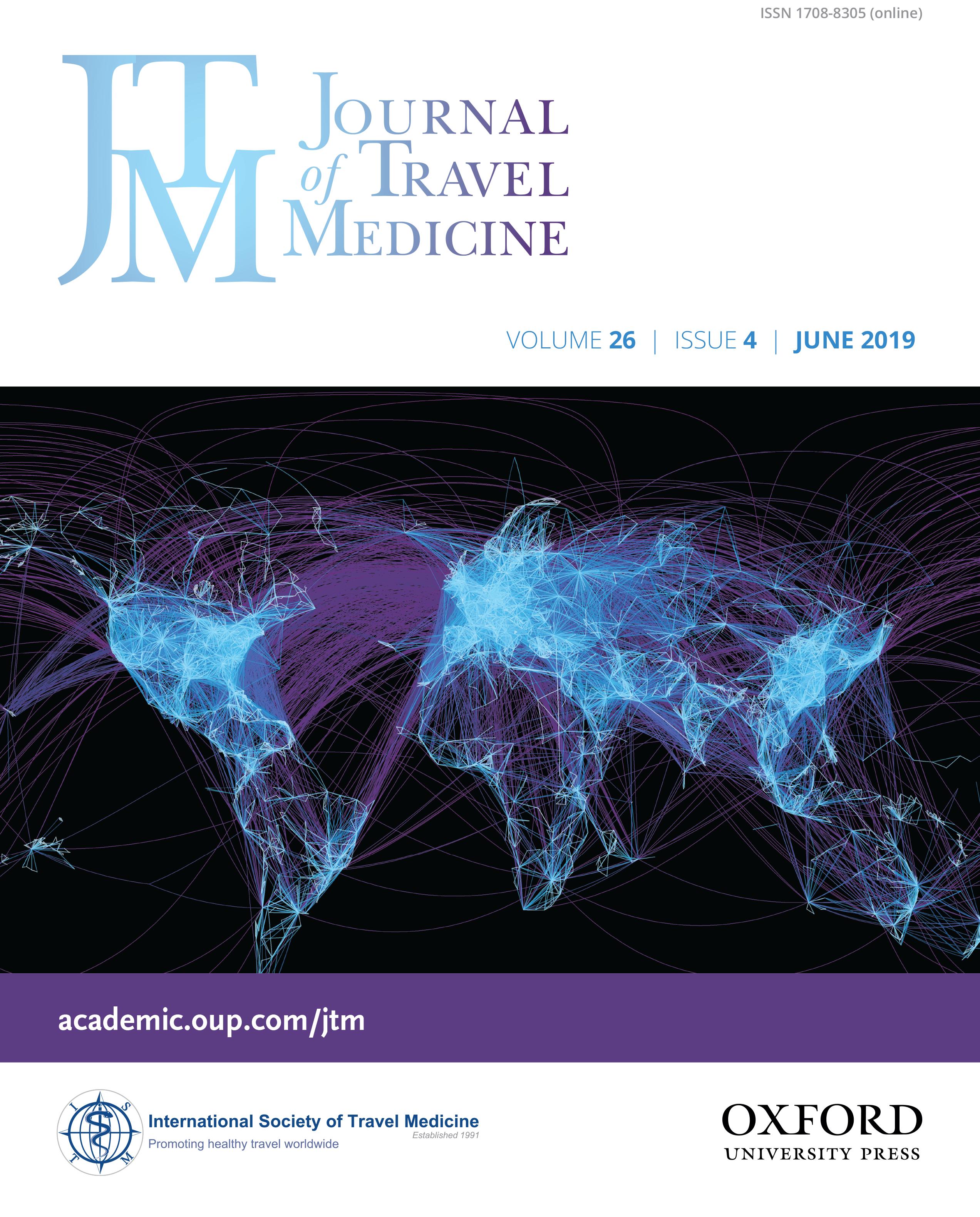 Journal of Travel Medicine