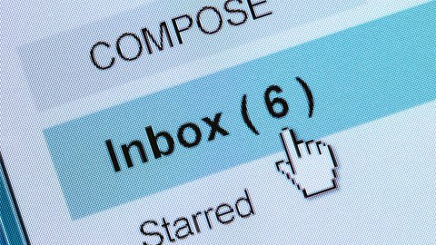 Alerts in the Inbox